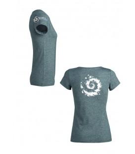 Tee-shirt GRIS Femme