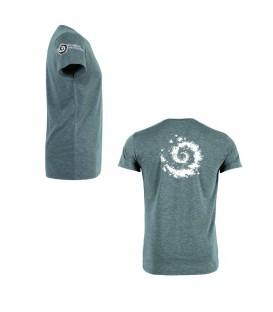 Tee-shirt GRIS Homme