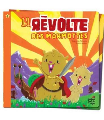 BD la révolte des marmottes