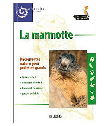 Carnet de la Huppe Marmotte