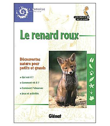 Carnet de la Huppe Renard roux