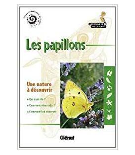 Carnet de la Huppe Les papillons